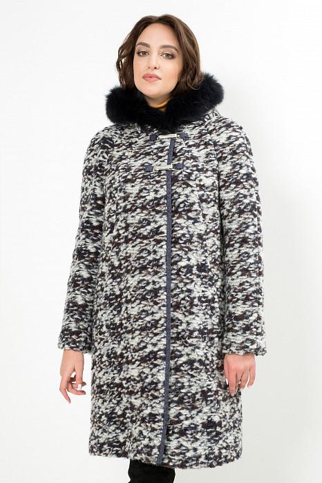 8a20ab13d91 Пальто зимнее женское купить в Москве в интернет-магазине Элема