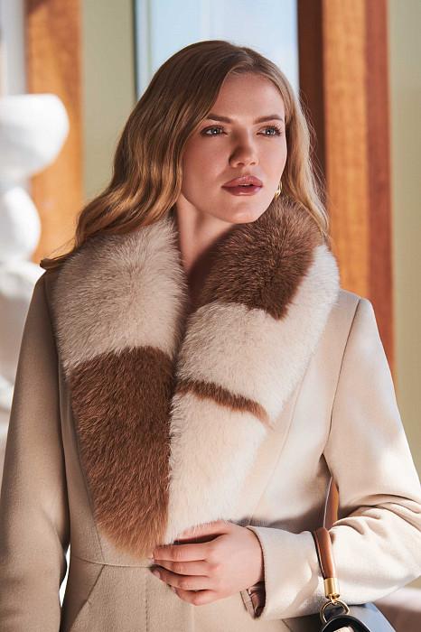 7c478ad0ca6 Купить драповое зимнее пальто женское в интернет-магазине Элема